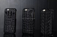 Genuine Crocodile Leather Case for iPhone 6/6S and for iPhone 6/6S Plus