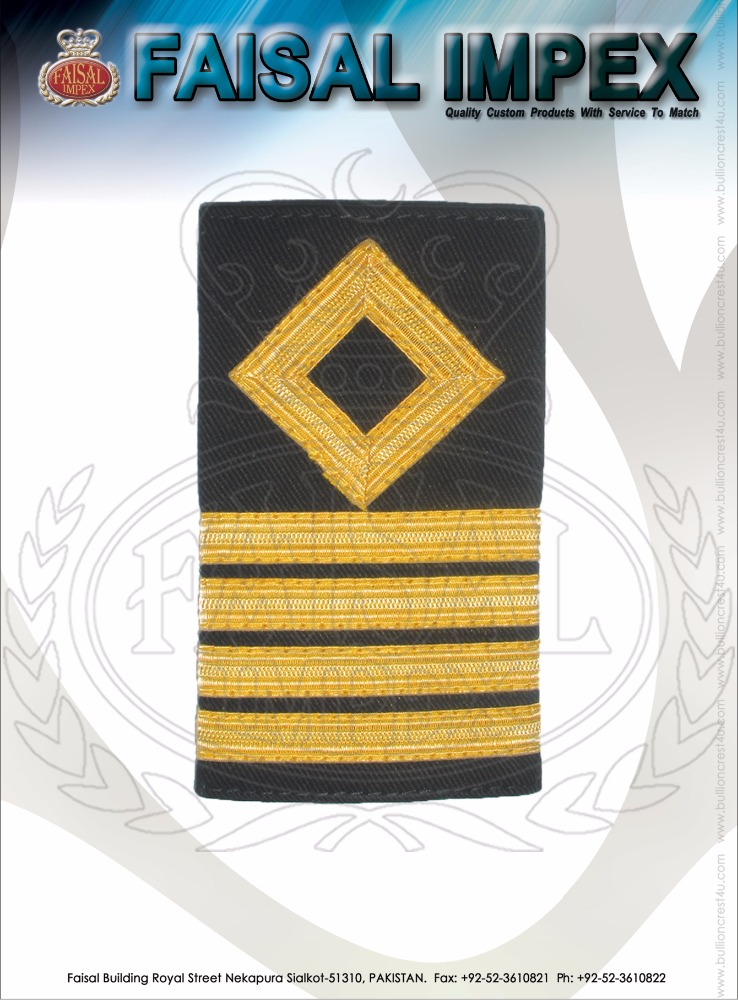 Hand Embroidery Shoulder Board for sale