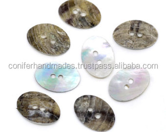 natural shell buttons for arts and crafts, jewelry designers, scrapbooking