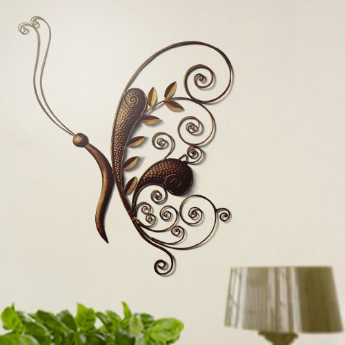 Hot Selling attractive Butterfly Wall Decor