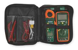 Multimeter and Clamp Meter Kit