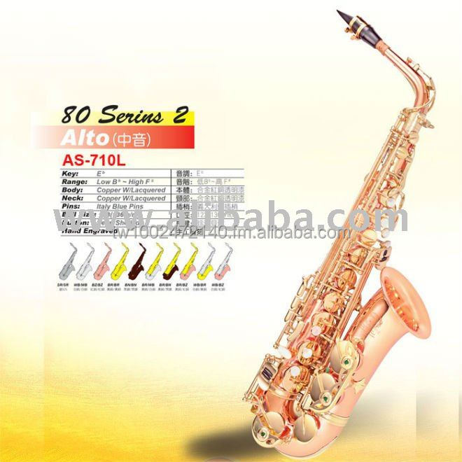 Advanced grade 80 series 2 Alto Saxophone