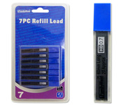 PENCIL LEAD 0.7MM 7PC/BOX, #26478