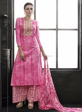 Salwar kameez casual wear in india and pakistan clothing - Designer long cotton salwar kameez - Salwar kameez cutting