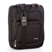 "i-stay Fortis Netbook/Tablet Bag - Black (is0201, 12"")"