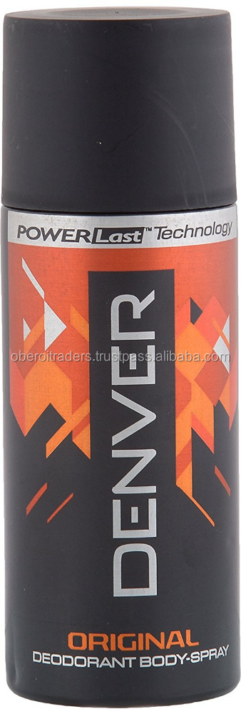 Denver Original Deodorant Body Spray, 150ml