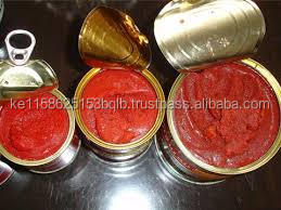 Tomato Paste Halal Food Canned Tomato Paste