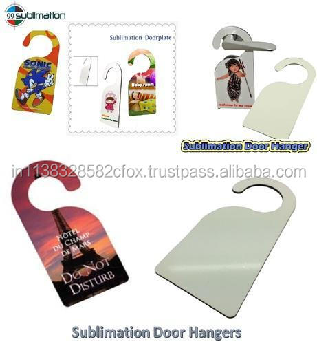 Sublimation Door Hangers