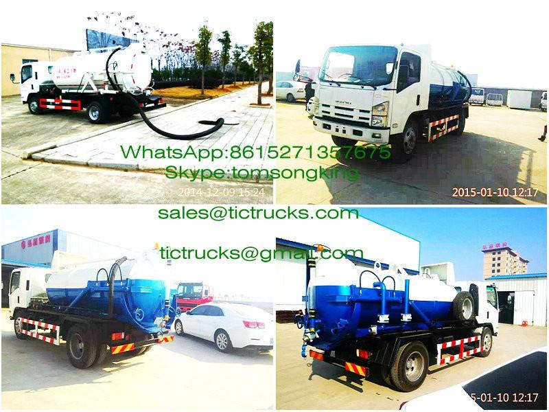 ISUZU Vacuum tanker Truck -380.jpg