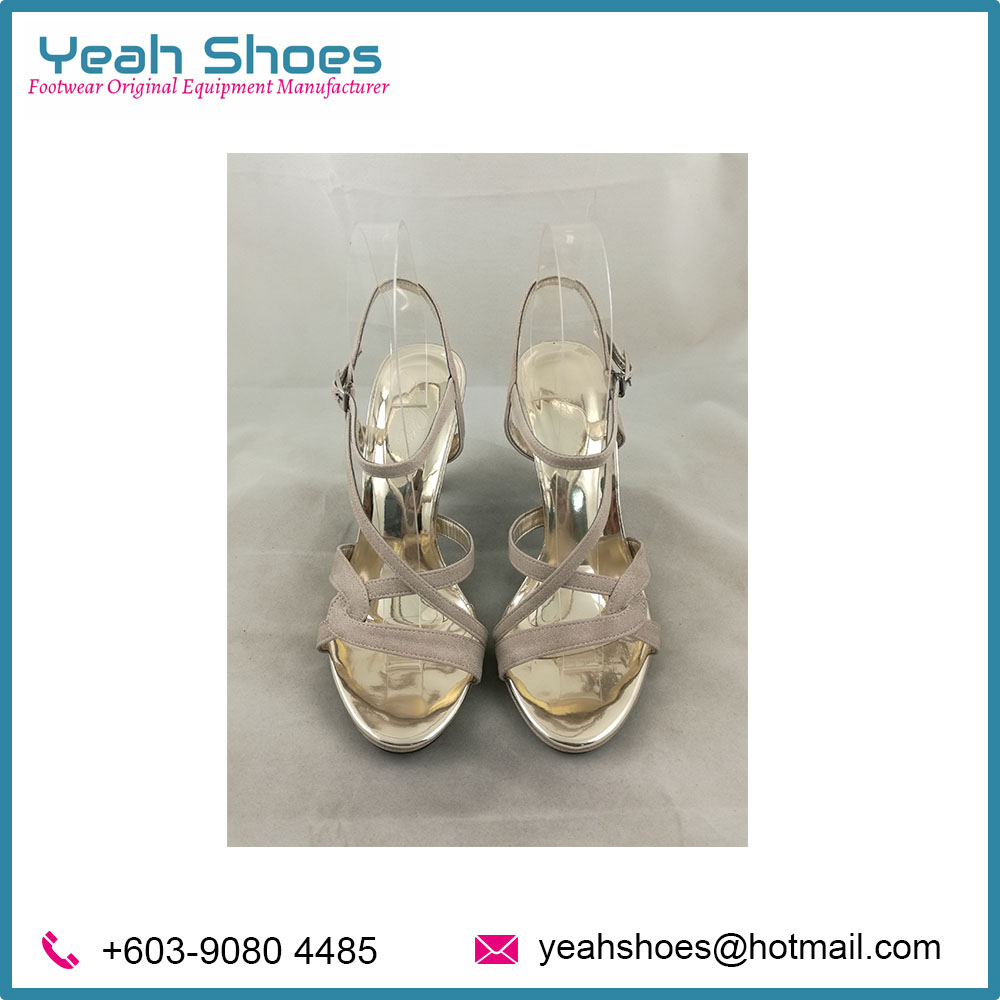 Ladies Fashion High Heel Shoes in Malaysia