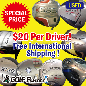 popular titleist golf club sets and Used golf club for resell , deffer model also available