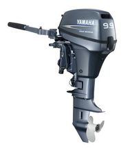 Free Shipping For Used Yamaha 9.9Hp 4 Stroke Outboard Boat Engine