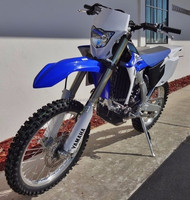 BUY GENUINE WR450F Enduro Motorcycle Electric Start