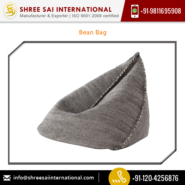 Finest Quality Raw Material Bean Bag from Top Dealer