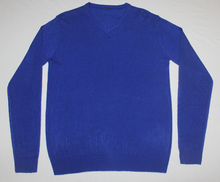 Men's Long Sleeve V Neck Sweaters Exclusive Factory Made