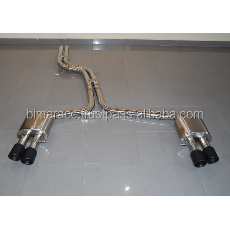 Exhaust for Audi S5 3.0 2011