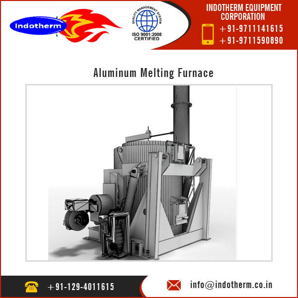 Exclusive Grade Flawless Finish Heat Treatment Furnace