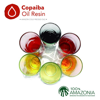 Copaiba (Copaifera officinalis) Oil Resin