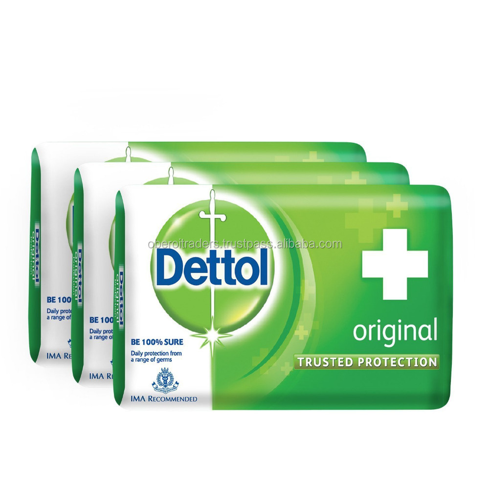 Dettol Soap Original 125 g