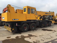 Used Japan original mobile crane Tadano 30T truck crane for sale