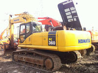 atv backhoe excavator,second hand/used Komatsu PC360-7/PC360-6 excavator,new excavator komatsu pc360 price,good condition,cheap!