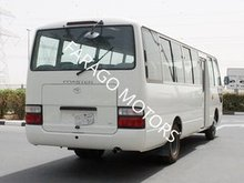 TOYOTA COASTER 4.2L DIESEL STD ROOF - 30 SEATER