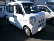 RIGHT HAND DRIVE USED CARS EXPORTED FROM JAPAN FOR SUZUKI EVERY VAN EBD-DA64V 2011 (MODEL : EBD-DA64V, ENGINE : K6A)