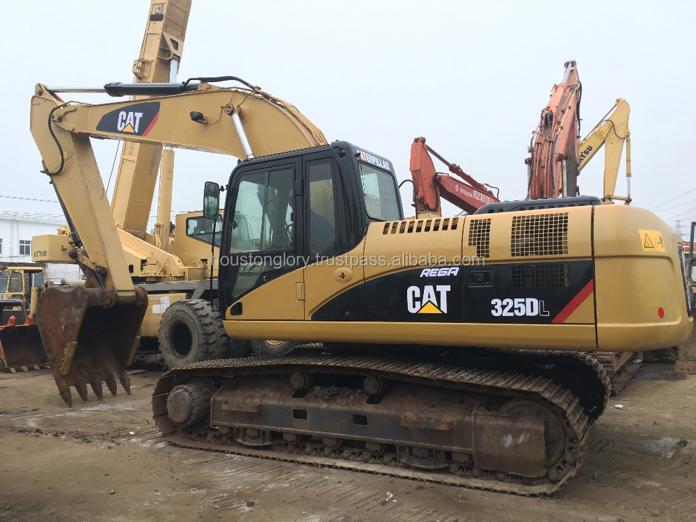 Caterpillar 325 DL excavator, 312D,315D,320BL,320D,330B,330D avaliable