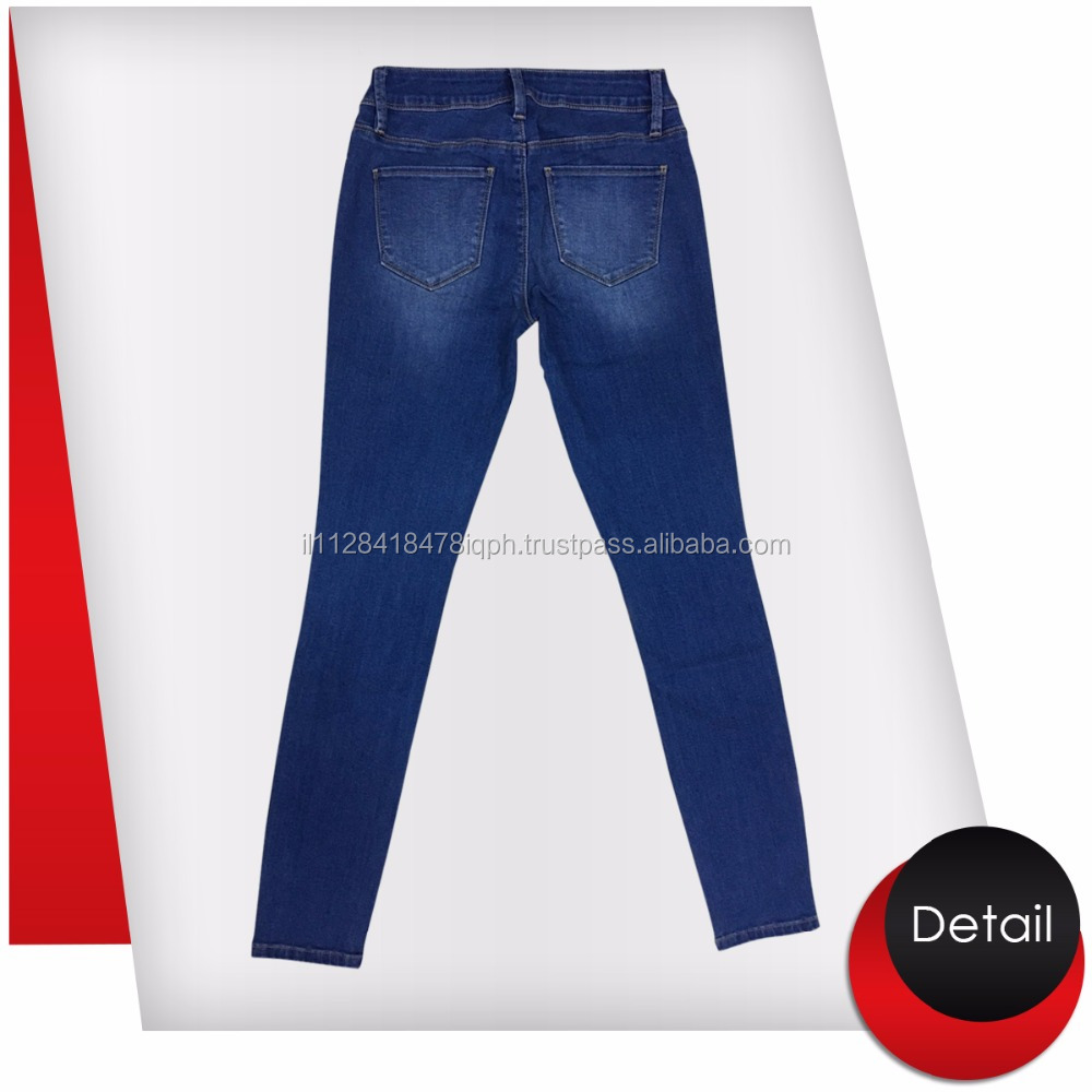 High Quality Ladies Jeans