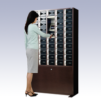 Smart and exclusive watch safe locker , OEM available
