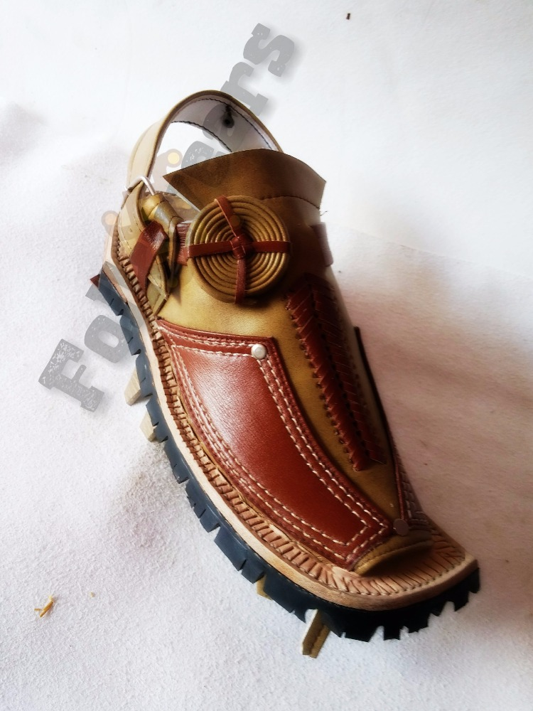 Traditional Footwear Chawat