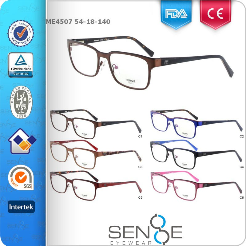 2016 Latest eyeglass frame Frames, Branded Spectacles