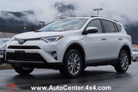 2016 Toyota RAV4 AWD HYBRID LIMITED WITH TECHNOLOGY PACKAGE