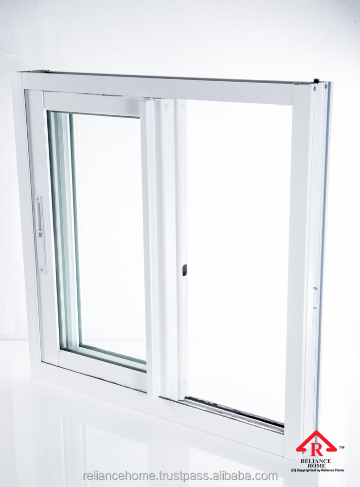 Malaysia Reliance Home Universal Window System Aluminium Residential Sliding Window
