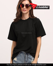 Custom Cheap Bulk Plain White Woman Fashion Design Custom Printing 100% Cotton Soft Women's t shirts