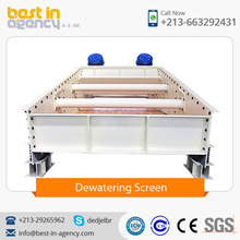 Widely Demanded Wet Sand Dewatering Screening Machinery