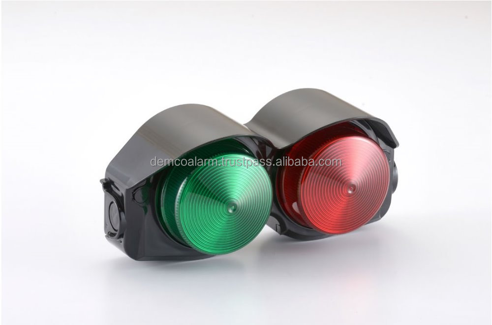 TWIN FLASHING LIGHT LED