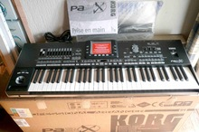 Korg PA3X 76-Key keyboard Music Workstation arranger/PA 3x76 ,new //ARMENS.