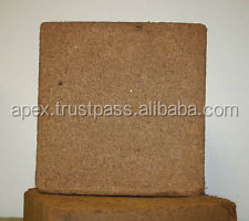 Coir Peat 5kg Blocks - less fungal infections than soil