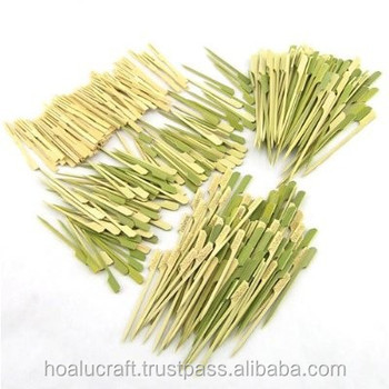Flag bamboo skewers