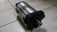 HYDRAULIC DOUBLE GEAR PUMP