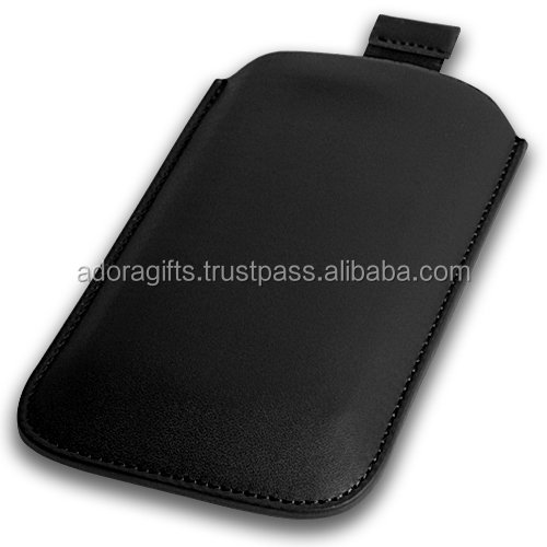 New arrival cell phone cover / new style cell phone leather cover / leather pouch for cell phone