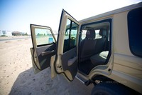 Armored Toyota Land Cruiser 76 - Armoured SUV, Bulletproof vehicles - MSPV Armoured Vehicles
