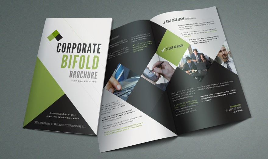 Customized A5 Leaflet/Flyer Printing Service