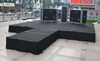 China dancing stage Outdoor aluminum portable stage rental