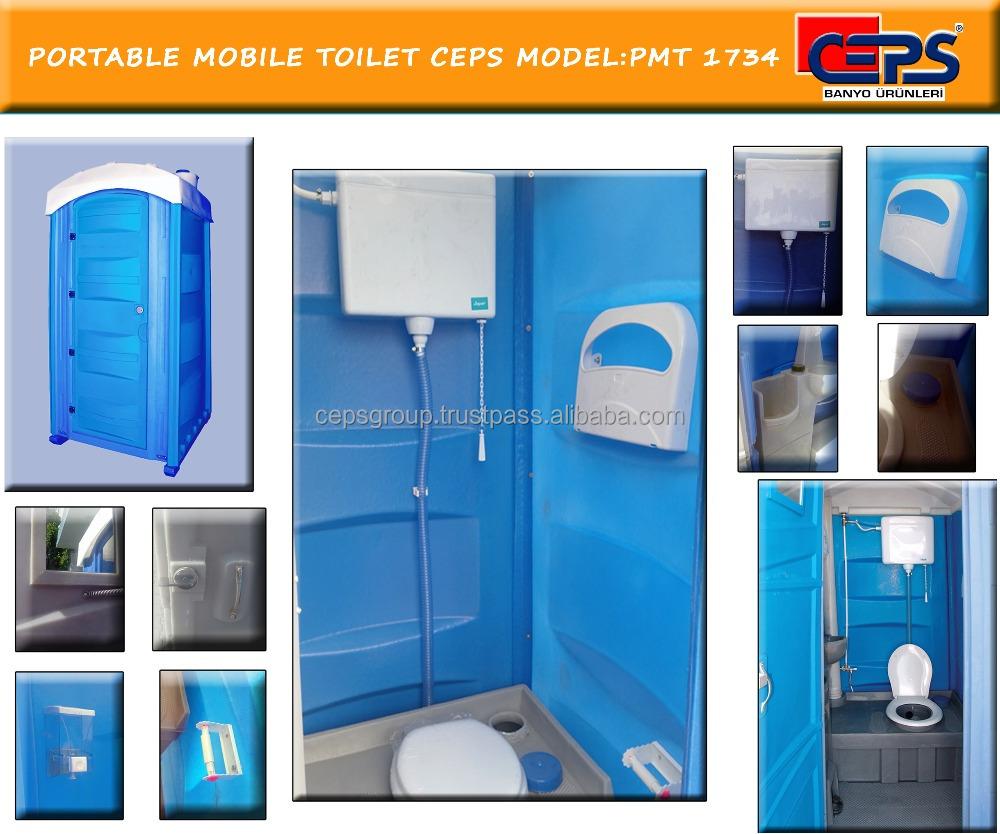 Mobile toilette tragbare mobile toilette wc plumpsklo stra e wc fertighaus produkt id 115477226 - Mobile toilette ...