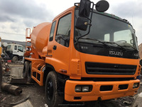 USED ISUZU MIXER 81K FOR SALE IN SHANGHAI