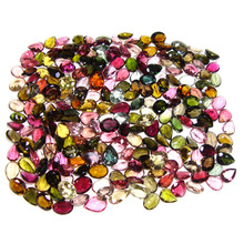 Tourmaline natural stones wholesale semi precious gemstones Loose gemstones for sale