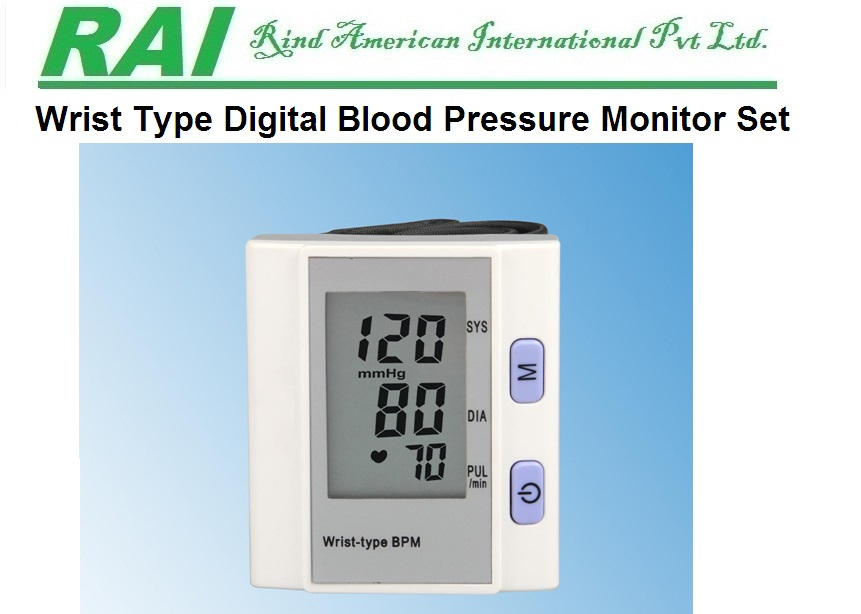 Blood Pressure Machine BP Machine Digital BP Set Blood Pressure Apparatus