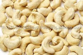 Cashew Nuts (Raw) Roasted & Salted cashews
